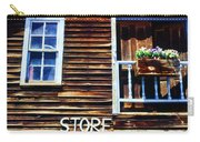 Storefront Rustic Carry-all Pouch