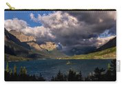 Storm Above St. Mary Lake Carry-all Pouch
