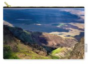 Storm Above The Alvord Desert Carry-all Pouch