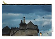 Storm Above Town Carry-all Pouch