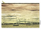 Storm Brewing In Newport Carry-all Pouch