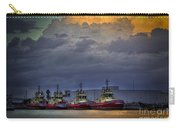 Storm Brewing Carry-all Pouch by Marvin Spates
