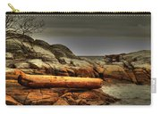 Storm Brewing Carry-all Pouch by Randy Hall