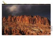 Storm Clouds Capitol Reef National Park Utah Carry-all Pouch