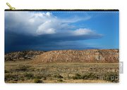 Storm Clouds Over Central Wyoming Carry-all Pouch
