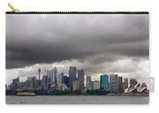 Storm Clouds Over Sydney Carry-all Pouch