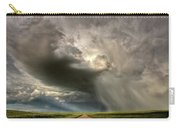 Storm Clouds Prairie Sky Saskatchewan Carry-all Pouch