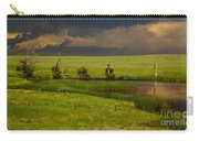 Storm Crossing Prairie 1 Carry-all Pouch