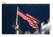 Storm Flag At Fort Mchenry Carry-all Pouch
