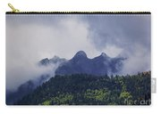 Storm In The San Juan Mountains Carry-all Pouch