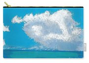 Storm Off The Beach Carry-all Pouch