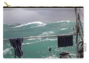 Storm On Tasman Sea Carry-all Pouch