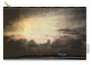 Storm On The Water Carry-all Pouch
