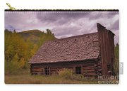 Storm Over Ashcroft Carry-all Pouch
