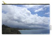 Storm Over Bali Hai Carry-all Pouch