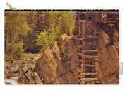 Storm Over Crystal Mill Carry-all Pouch