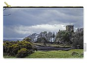 Storm Over Dunollie Carry-all Pouch