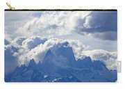 Storm Over Fitz Roy 1 Carry-all Pouch