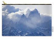Storm Over Fitz Roy 3 Carry-all Pouch