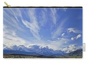 Storm Over Fitz Roy 4 Carry-all Pouch