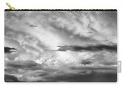 Storm Over Sedona Carry-all Pouch by Dave Bowman