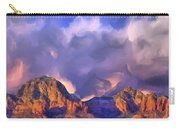 Storm Over Sedona Carry-all Pouch