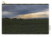 Storm Over The Yakima Valley Carry-all Pouch