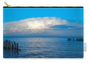 Storm Over Whitefish Bay Carry-all Pouch