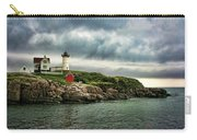 Storm Rolling In Carry-all Pouch by Heather Applegate
