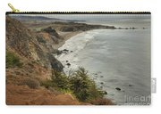 Storms Over A Rugged Coast Carry-all Pouch