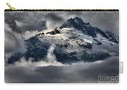 Storms Over Jagged Peaks Carry-all Pouch