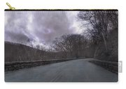 Stormy Blue Ridge Parkway Carry-all Pouch