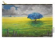 Stormy Clouds Carry-all Pouch by Alicia Maury