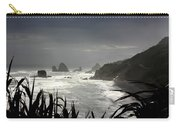 Stormy Coast New Zealand Carry-all Pouch