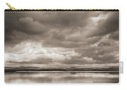 Stormy Lake Vintage Carry-all Pouch