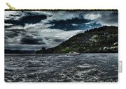 Stormy Loch Ness Carry-all Pouch