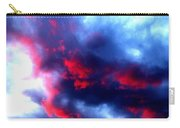 Stormy Monday Blues Carry-all Pouch