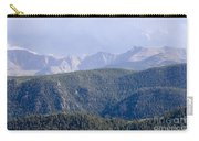 Stormy Pikes Peak Carry-all Pouch