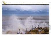 Stormy Seafront - Impressions Carry-all Pouch