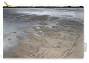 Stormy Skies Over The North Sea Carry-all Pouch