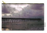 Stormy Sky In Myrtle Beach Carry-all Pouch