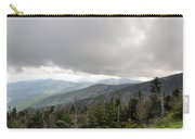 Stormy Smoky Mountains Carry-all Pouch