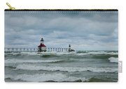 Stormy Waters Carry-all Pouch
