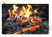 Stove - The Yule Log  Carry-all Pouch