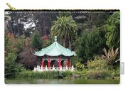 Stow Lake Chinese Pavilion Carry-all Pouch