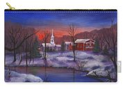 Stowe - Vermont Carry-all Pouch by Anastasiya Malakhova