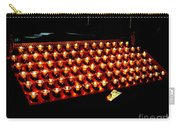 St.patricks Cathedral Candles Carry-all Pouch