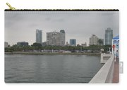 St.petersburg Bayfront From Pier Carry-all Pouch
