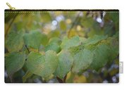 Stranded Hearts Of Autumn Carry-all Pouch