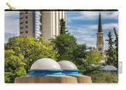 Strange Buenos Aires Architecture Tilt Shift Carry-all Pouch